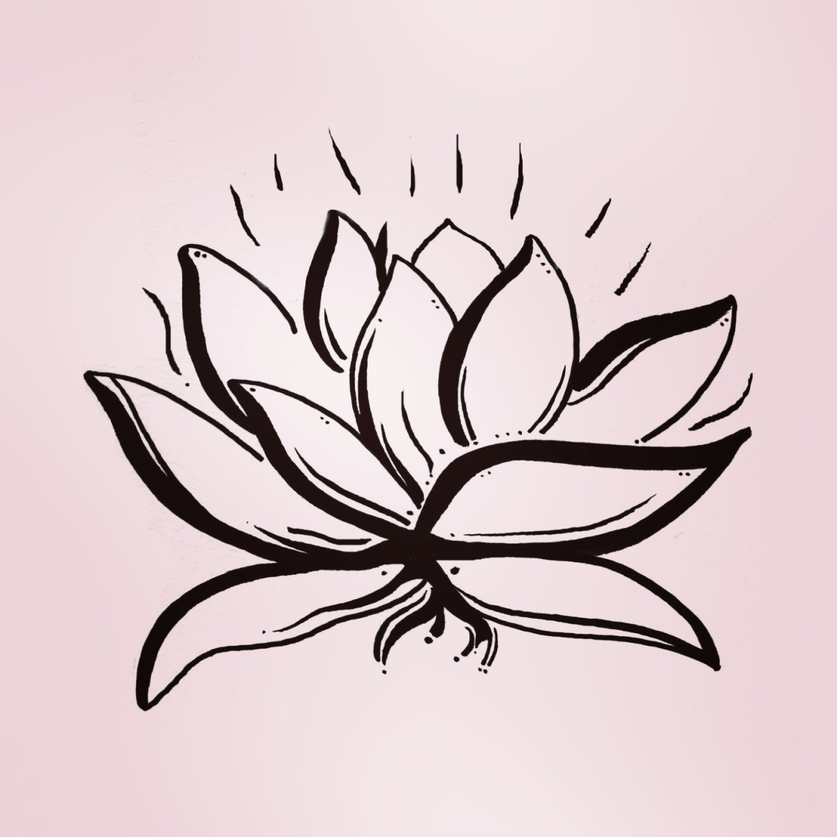 Visualize a white lotus flower shut up yoga visualize a white lotus flower behind your belly button picture it radiant shining with a bright light izmirmasajfo