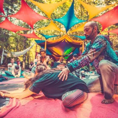 Beloved festival healing
