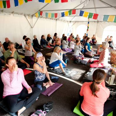 Telluride Yoga Festival | photo by JOANIE SCHWARZ PORTRAITURE