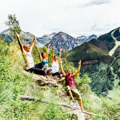 Telluride Yoga Festival | photo by DJ PIERCE
