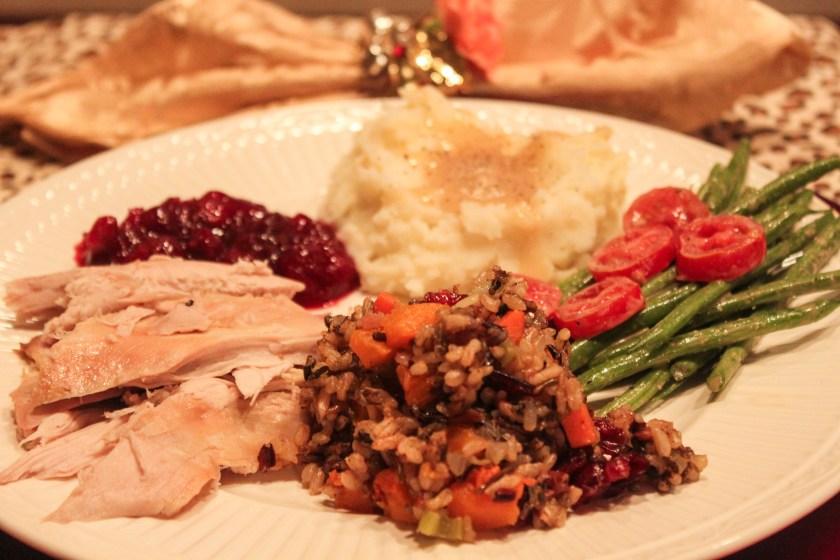 turkey dinner2