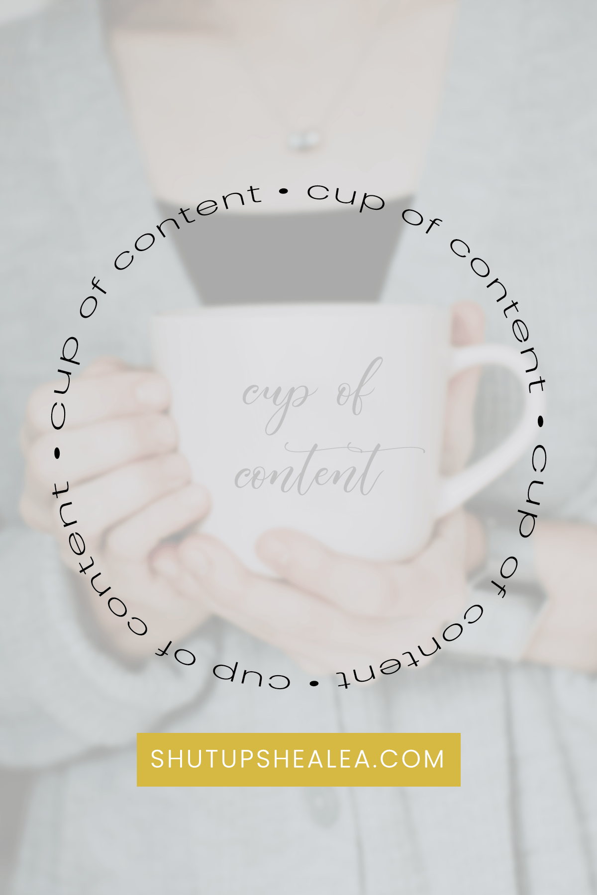 Cup of Content, Vol. 2: Notion, Netflix, & Bookish Creator Shout-outs