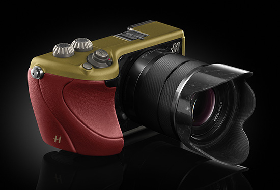 Hasselblad Lunar limited edition camera