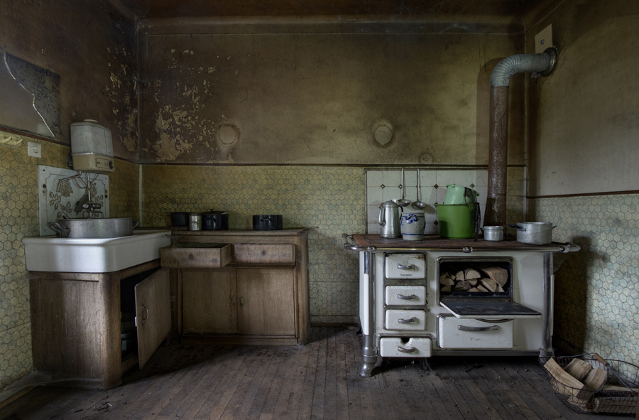 Decay by Mark Edwards