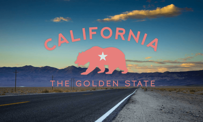 California the Golden State Timelapse