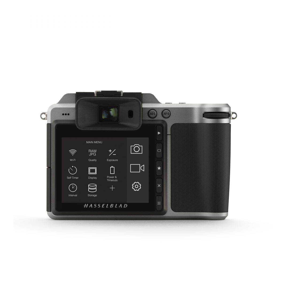 Hasselblad announces the world's first compact mirrorless digital medium format camera