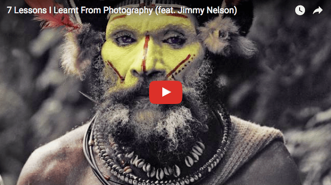 7 Lessons I Learnt From Photography feat. Jimmy Nelson
