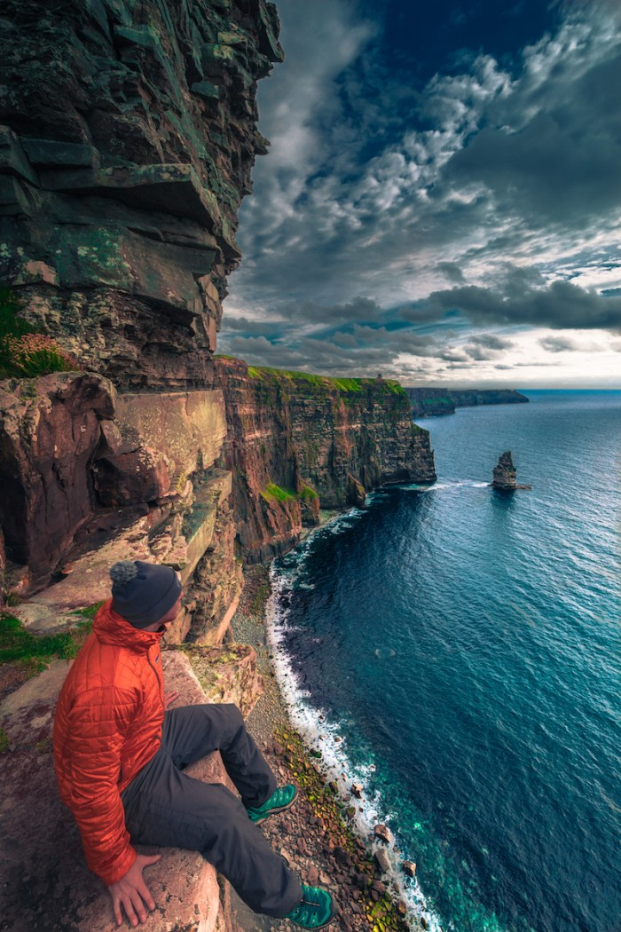 Cliffs of Moher are set to be lowered due to safety fears