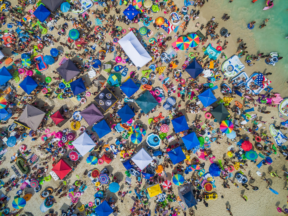 10 Tips and Tricks to improve your drone photography