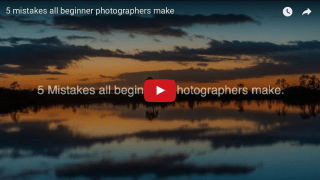 ShopPartnersContactFacebook Feature 5 Mistakes All Beginner Photographers Make