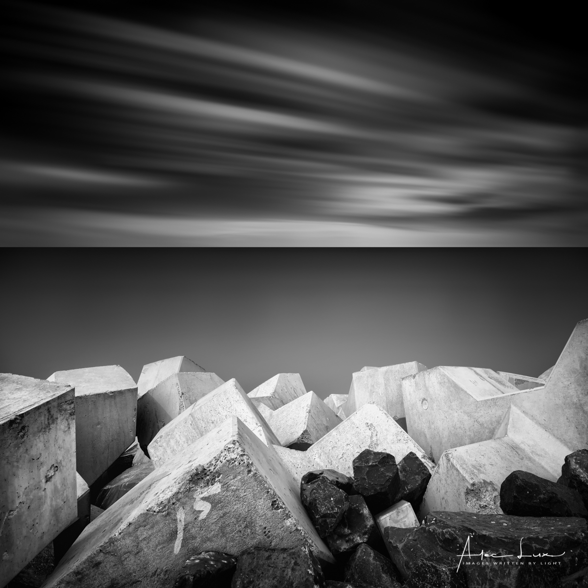 Cadzand Abstraction