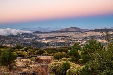 Cuyamaca Basin & Granite Mountain, Cuyamaca Rancho State Park, San Diego County, CA.