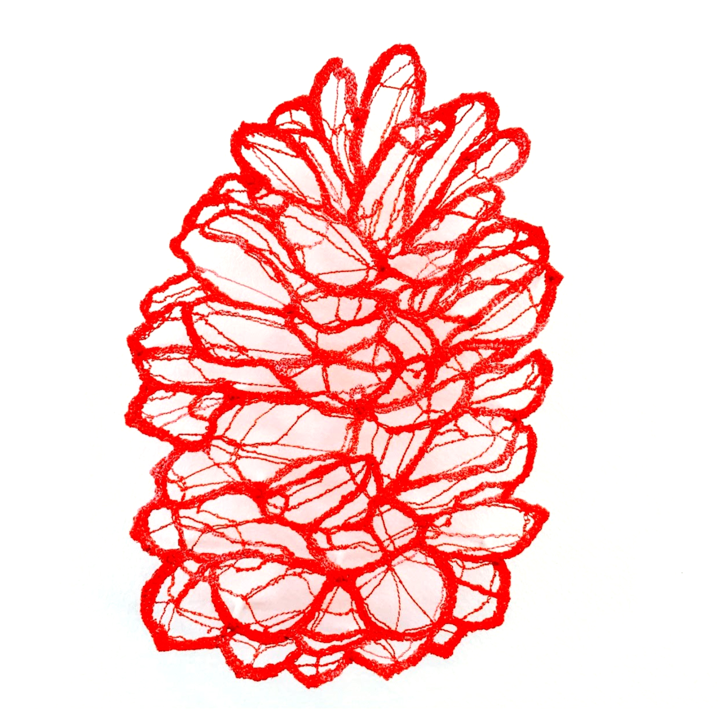 Red Pinecone