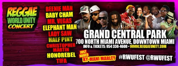 reggae unity banner