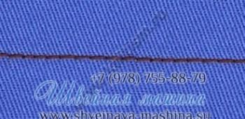 Прямострочная промышленная швейная машина GOLDEN WHEEL CS-5100HL «Золотой челнок» 2