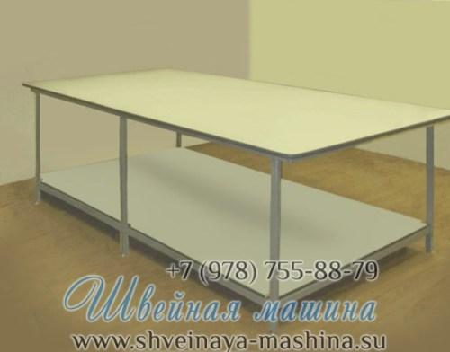 Раскройный стол 2-уровневый CT-21 Aurora 1