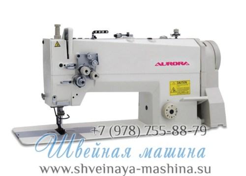 Двухигольная промышленная швейная машина AURORA A-842-05 1