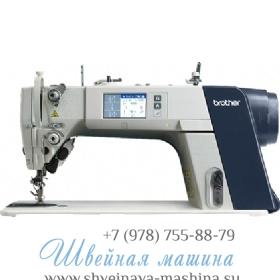 Прямострочная швейная машина BROTHER S-7300A-433 NEXIO PREMIUM (полусухая голова) 1