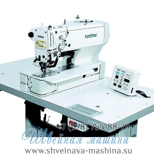 Петельная машина для текстильных тканей HE-800B-02 Brother 1