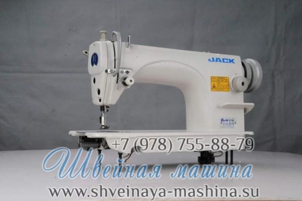 Промышленная швейная машина Jack 609 тяжелые ткани,увеличенный челнок