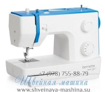 Швейная машина Bernette Sew&Go 1 2