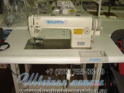 Промышленная швейная машина Shunfa SF 872 1