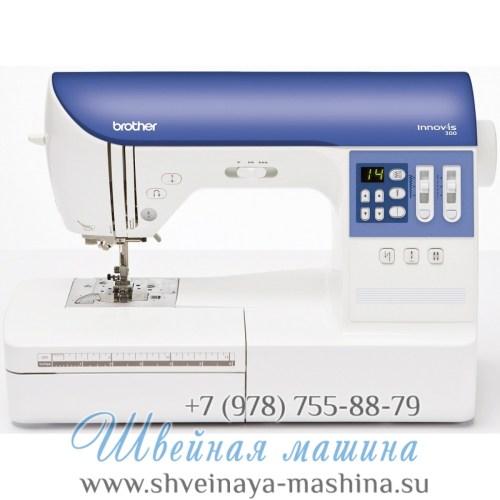 Электронная швейная машина Brother NV-300 1