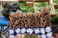 אספרגוסים, לבנים וירוקים