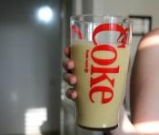 ידעתי שנמצא מה לעשות עם הכוס הענקית של קוקה קולה