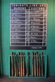 מוזיאון הנגרו ליגס, בייסבול. בירמינגהאם