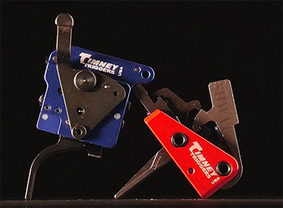 Timney Two Stage Targa Trigger for AR-15