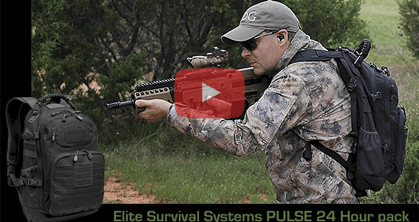 Elite Survival Systems 24 Hour Pulse Pack Review