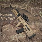 Best Hog Hunting Rifle Yet? Spend the Night with The Tavor X95