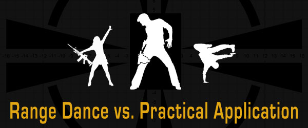 Range vs practical training