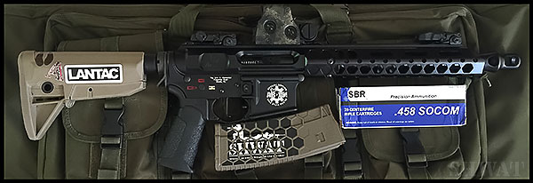 458 socom part 1 from military tech to my personal hunting mini