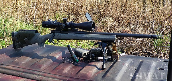 Budget Long Range Hunting Rifle