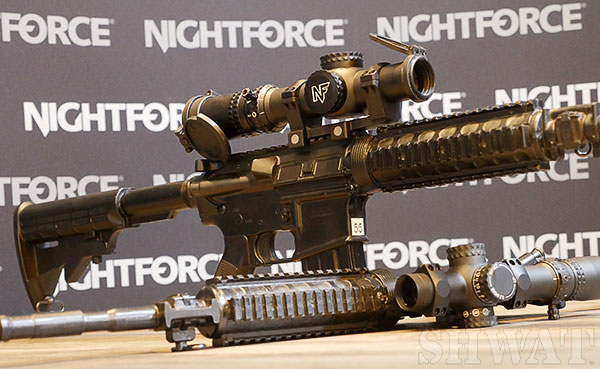 nightforce scopes