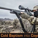 My Ice Cold Baptism into Coyote Hunting