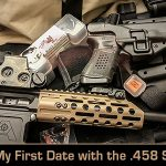 Black Butterfly – My First Date with the .458 SOCOM Omen