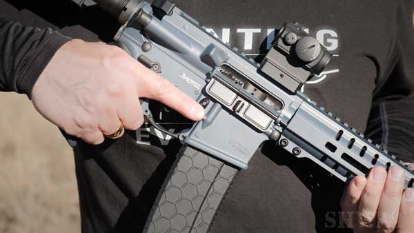 CMMG BANSHEE PISTOL REVIEW