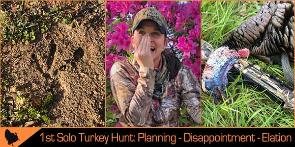 Southern Turkey Hunting
