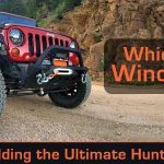 Recovery (Animal & Vehicle!): The Ultimate Hunting Vehicle Barricade 12,000 Pound Winch
