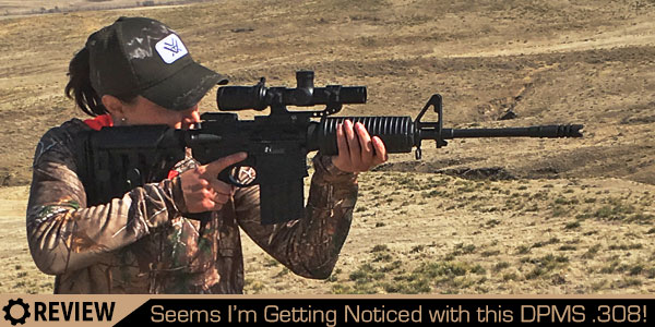 DPMS 308 REVIEW