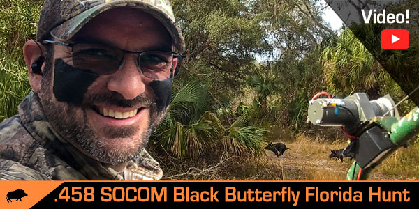 BLACK BUTTERFLY 458 SOCOM