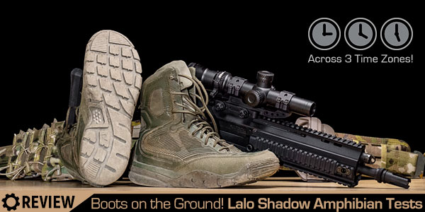 Lalo Shadow Amphibian Boot review