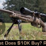 I Shot a $10,000 Rifle Today (and some other cool guns, too!)
