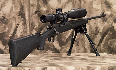 Nightforce Remington 700