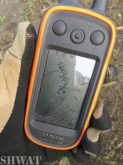 GPS for hunting