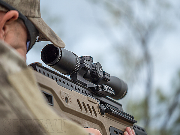 Trijicon Accupower 3x9x40 scope