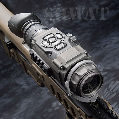 Leverage: ATN THoR Thermal Rifle Scope (with hunt video) – SHWAT™
